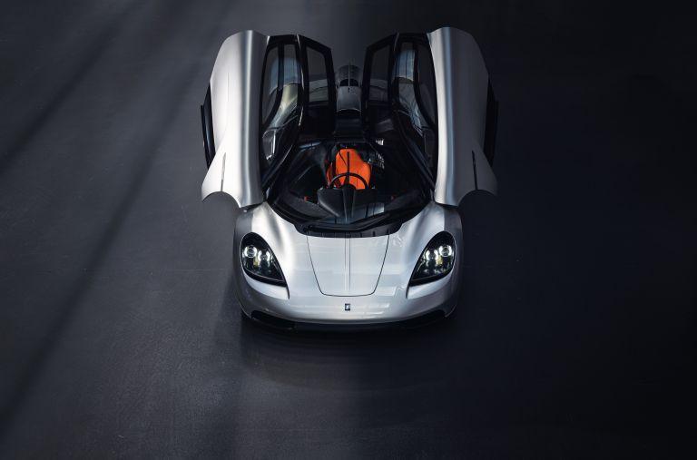 2022 Gordon Murray Automotive T.50 593863