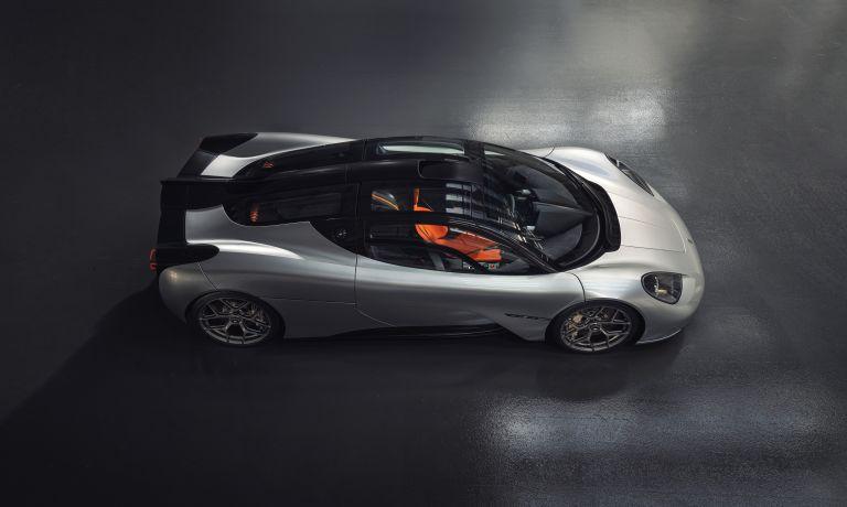 2022 Gordon Murray Automotive T.50 593867