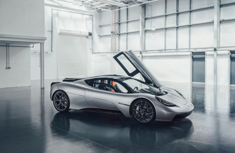 2022 Gordon Murray Automotive T.50 593882