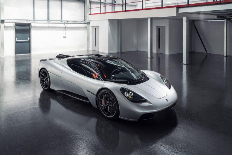 2022 Gordon Murray Automotive T.50 593883