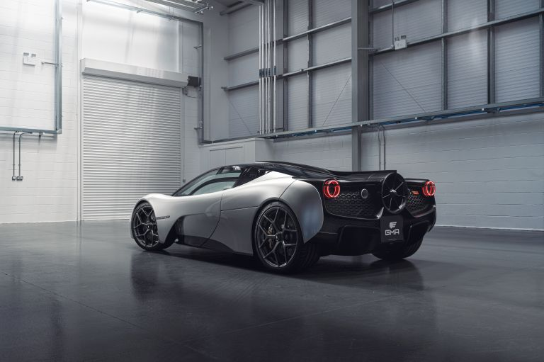 2022 Gordon Murray Automotive T.50 593884