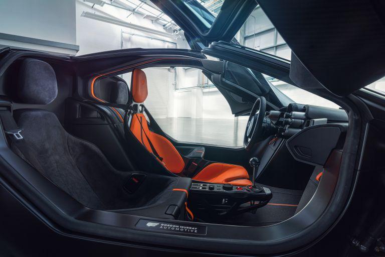 2022 Gordon Murray Automotive T.50 593893
