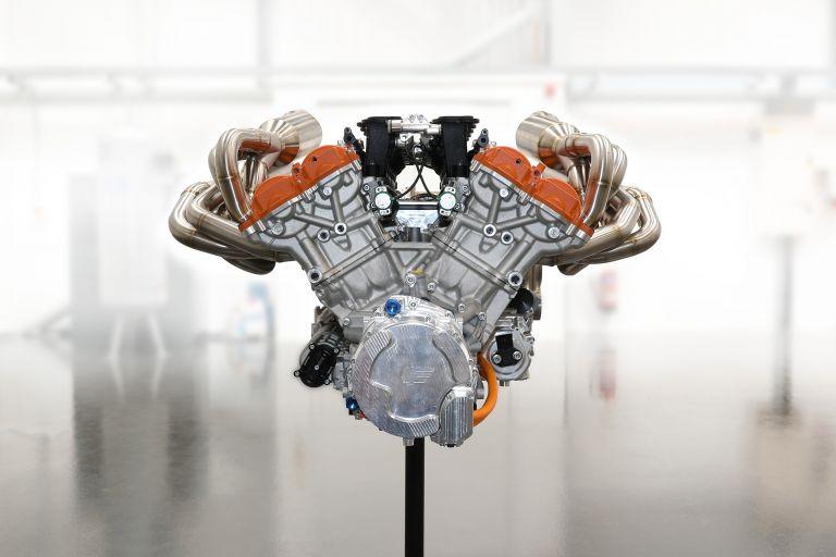 2022 Gordon Murray Automotive T.50 593904