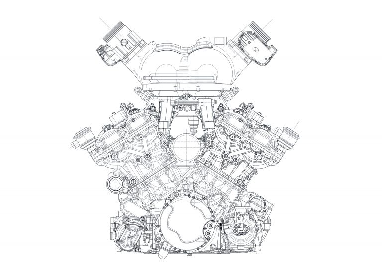 2022 Gordon Murray Automotive T.50 593915