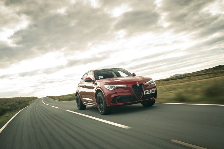 2020 Alfa Romeo Stelvio Quadrifoglio - UK version 594060