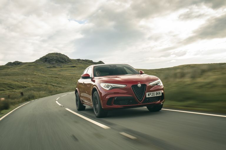 2020 Alfa Romeo Stelvio Quadrifoglio - UK version 594066