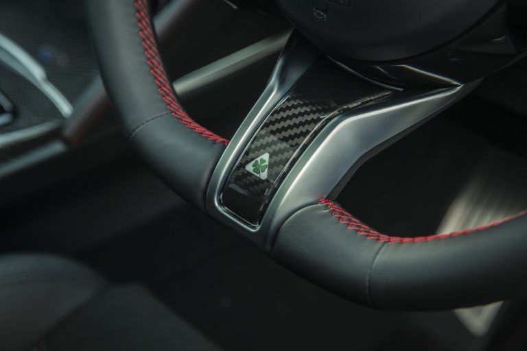 2020 Alfa Romeo Stelvio Quadrifoglio - UK version 594098