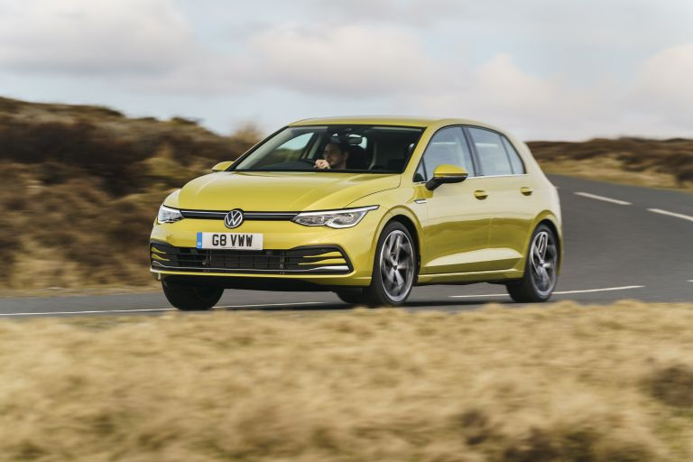 2020 Volkswagen Golf ( VIII ) Style - UK version 594805
