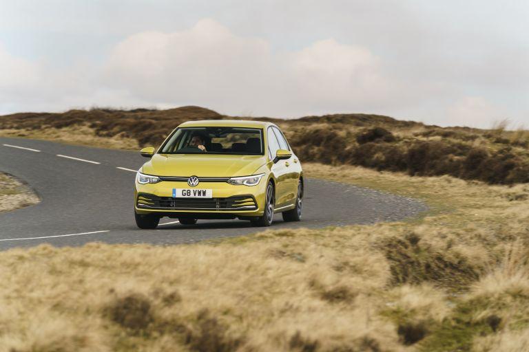 2020 Volkswagen Golf ( VIII ) Style - UK version 594806
