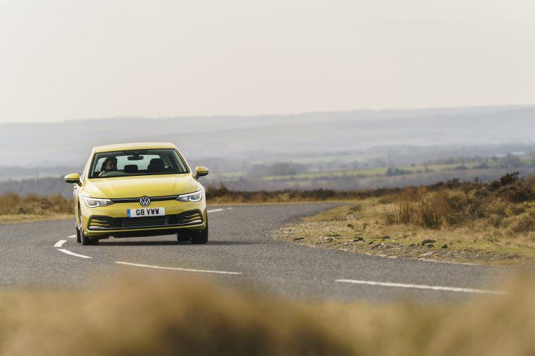 2020 Volkswagen Golf ( VIII ) Style - UK version 594813