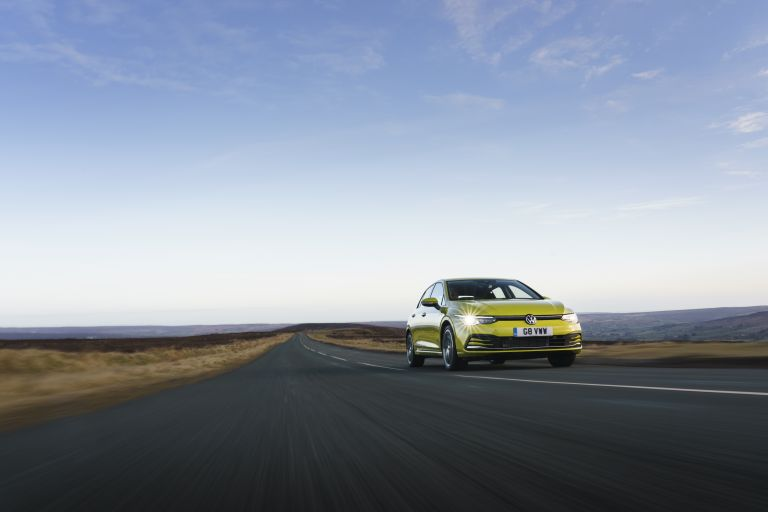 2020 Volkswagen Golf ( VIII ) Style - UK version 594818