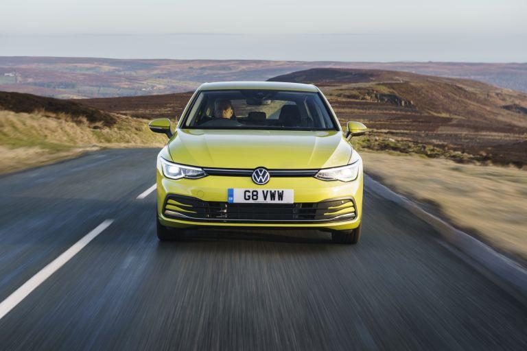 2020 Volkswagen Golf ( VIII ) Style - UK version 594821
