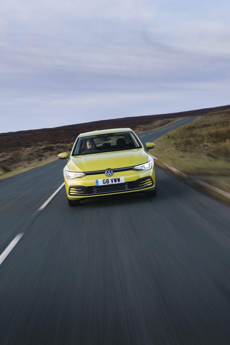 2020 Volkswagen Golf ( VIII ) Style - UK version 594825