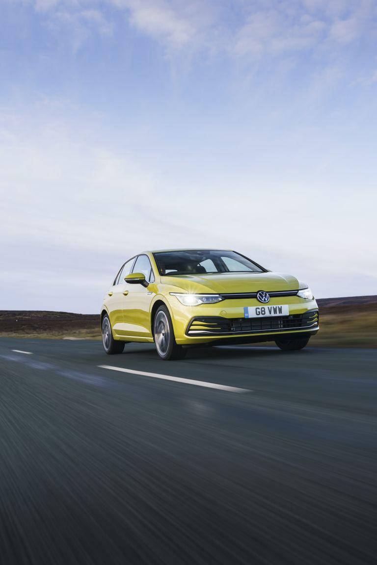 2020 Volkswagen Golf ( VIII ) Style - UK version 594826