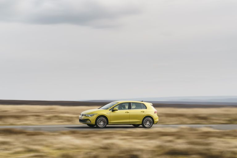 2020 Volkswagen Golf ( VIII ) Style - UK version 594835