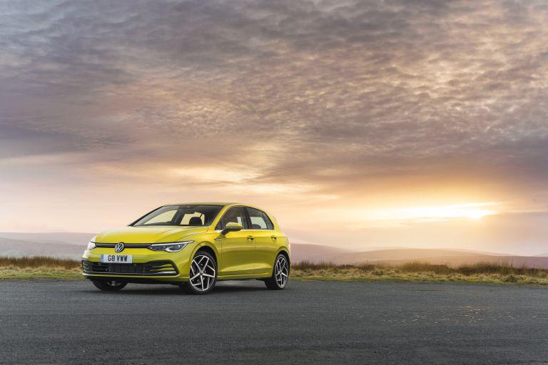 2020 Volkswagen Golf ( VIII ) Style - UK version 594841