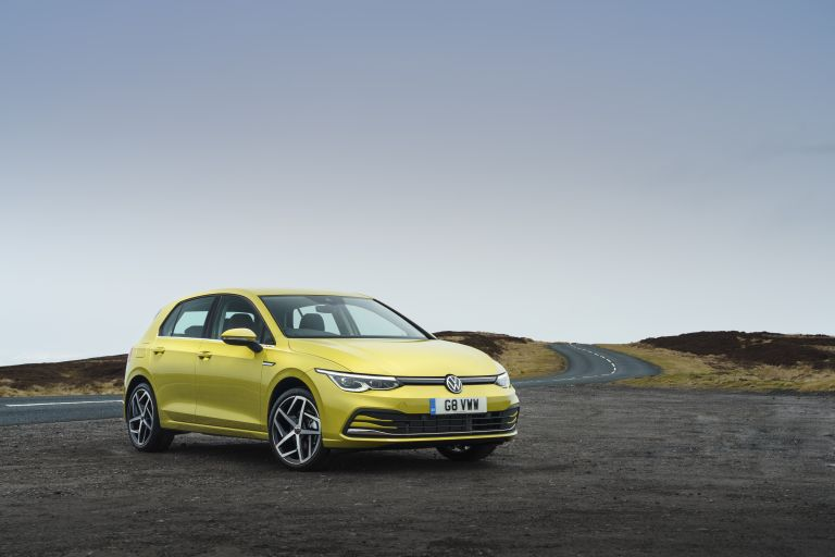 2020 Volkswagen Golf ( VIII ) Style - UK version 594845