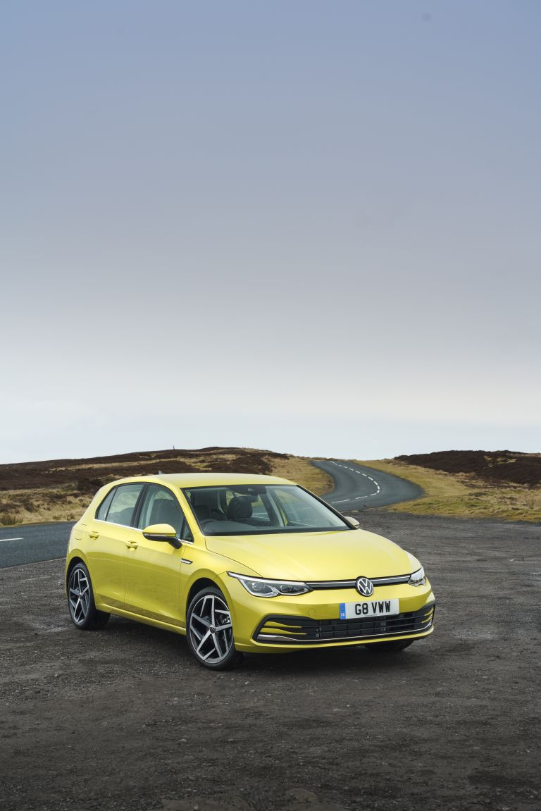 2020 Volkswagen Golf ( VIII ) Style - UK version 594846