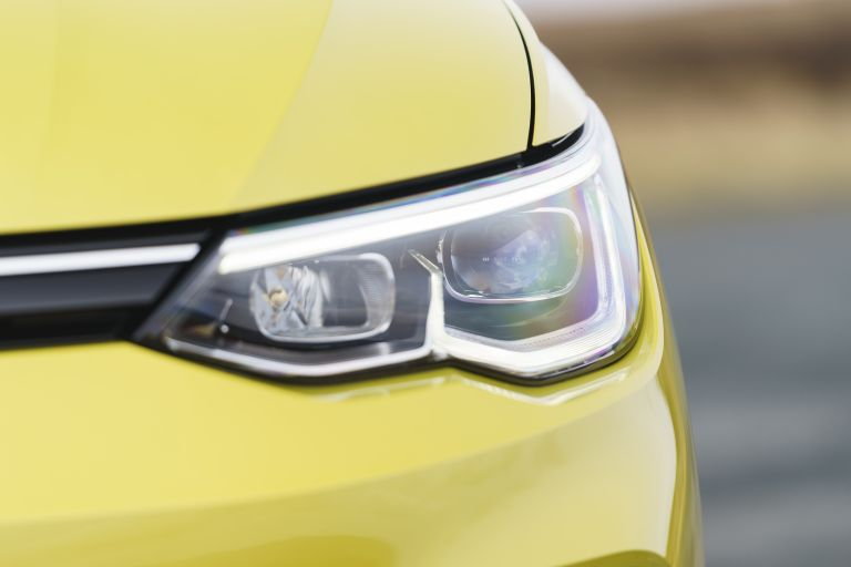2020 Volkswagen Golf ( VIII ) Style - UK version 594857