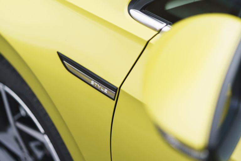 2020 Volkswagen Golf ( VIII ) Style - UK version 594861