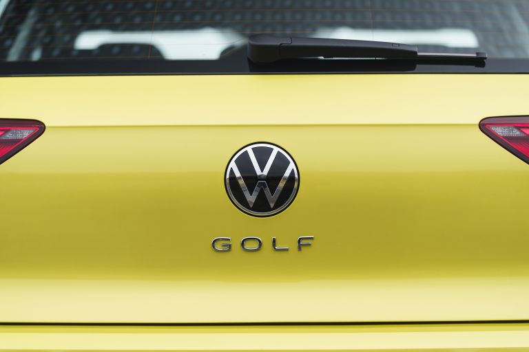 2020 Volkswagen Golf ( VIII ) Style - UK version 594866