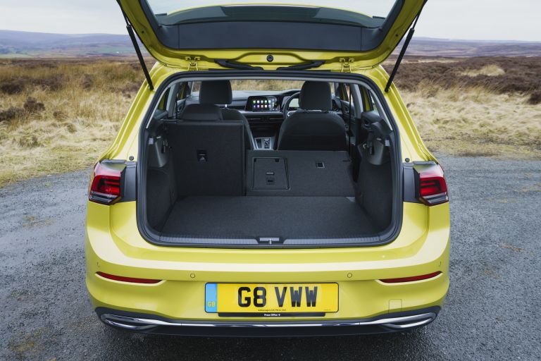 2020 Volkswagen Golf ( VIII ) Style - UK version 594870