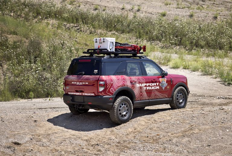 2020 Ford Bronco Sport Off-Roadeo Adventure Patrol 595116