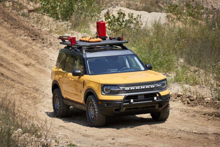 2020 Ford Bronco Sport Trail Rig 595124