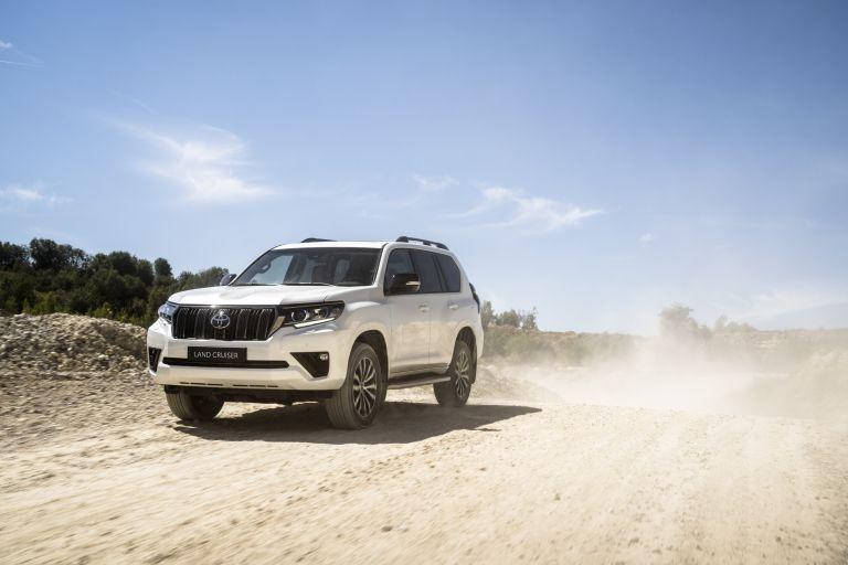 2021 Toyota Land Cruiser 595451