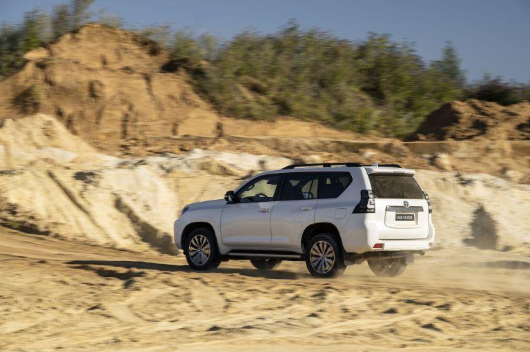 2021 Toyota Land Cruiser 595463