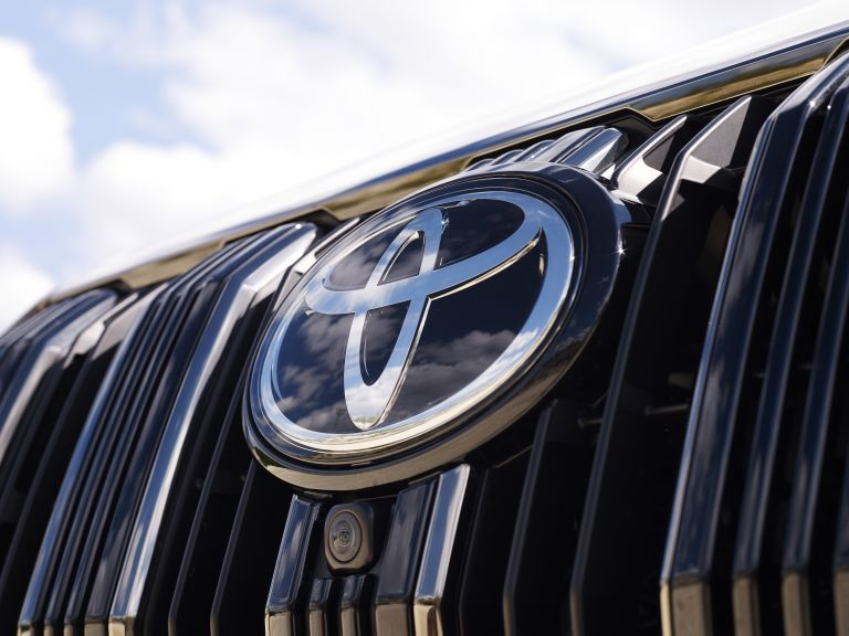 2021 Toyota Land Cruiser 595519