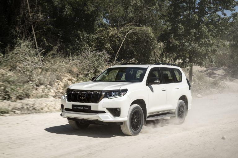 2021 Toyota Land Cruiser Prado 595540