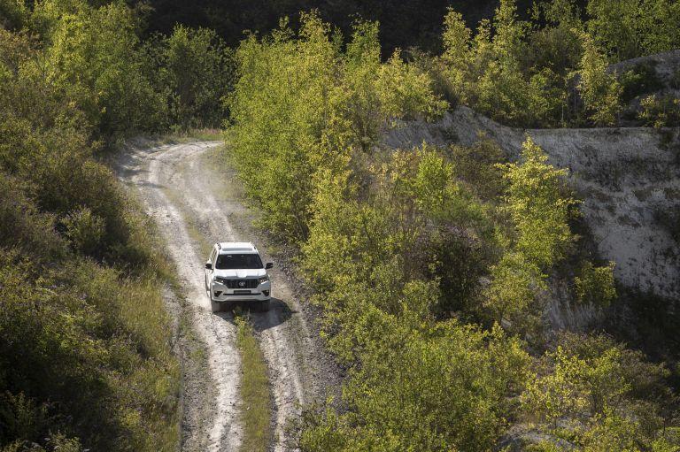 2021 Toyota Land Cruiser Prado 595552