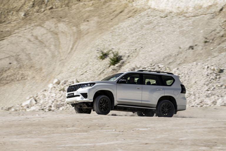 2021 Toyota Land Cruiser Prado 595558