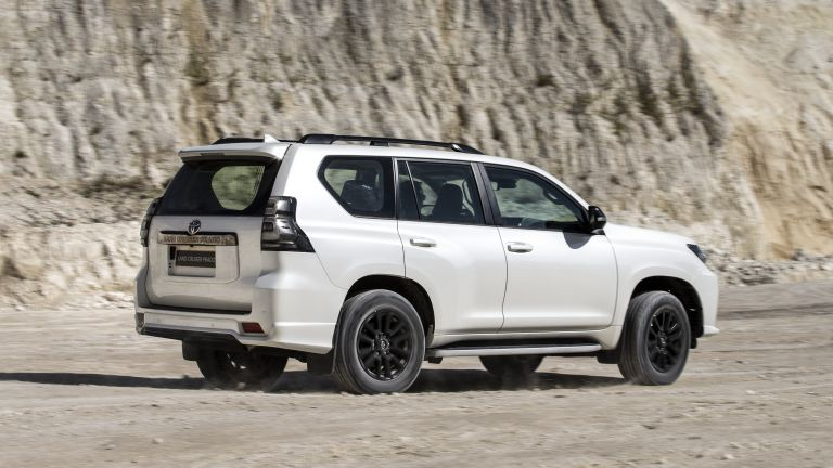 2021 Toyota Land Cruiser Prado 595560