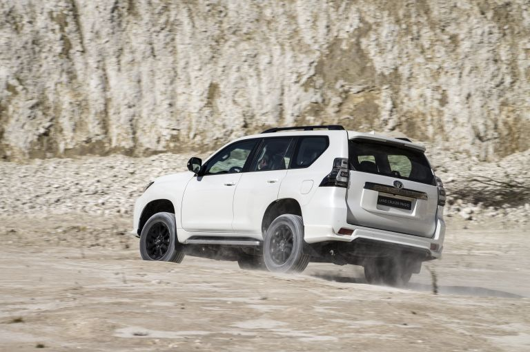 2021 Toyota Land Cruiser Prado 595561