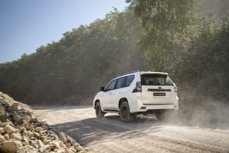 2021 Toyota Land Cruiser Prado 595563