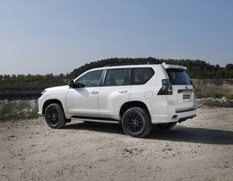 2021 Toyota Land Cruiser Prado 595589