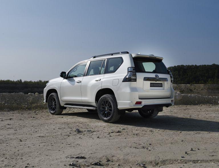 2021 Toyota Land Cruiser Prado 595590