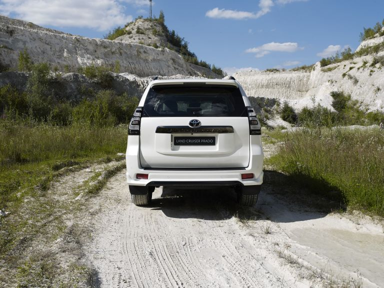 2021 Toyota Land Cruiser Prado 595591