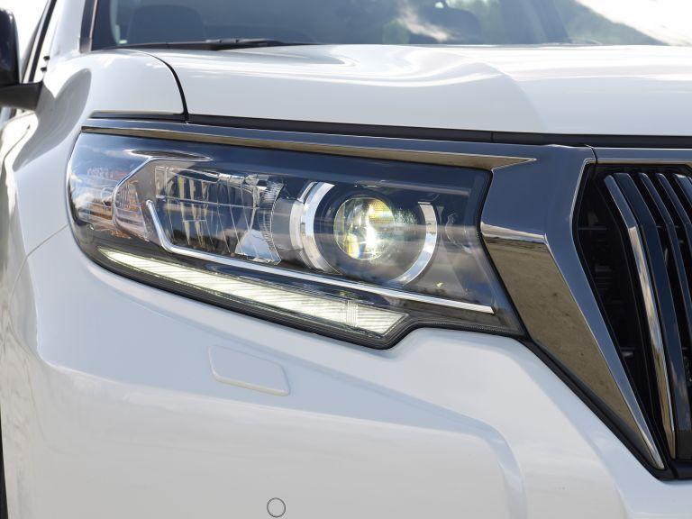 2021 Toyota Land Cruiser Prado 595596