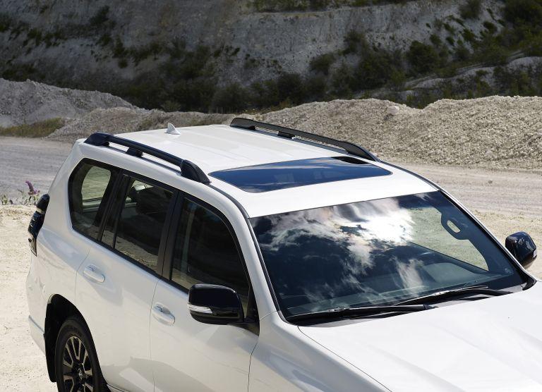 2021 Toyota Land Cruiser Prado 595602