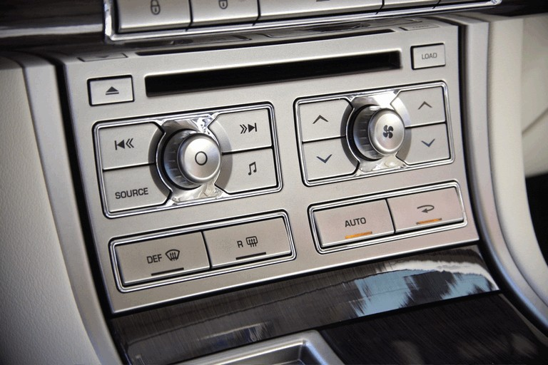2008 Jaguar XF 229493