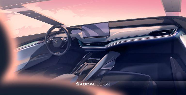 2021 Skoda Enyaq iV 595824