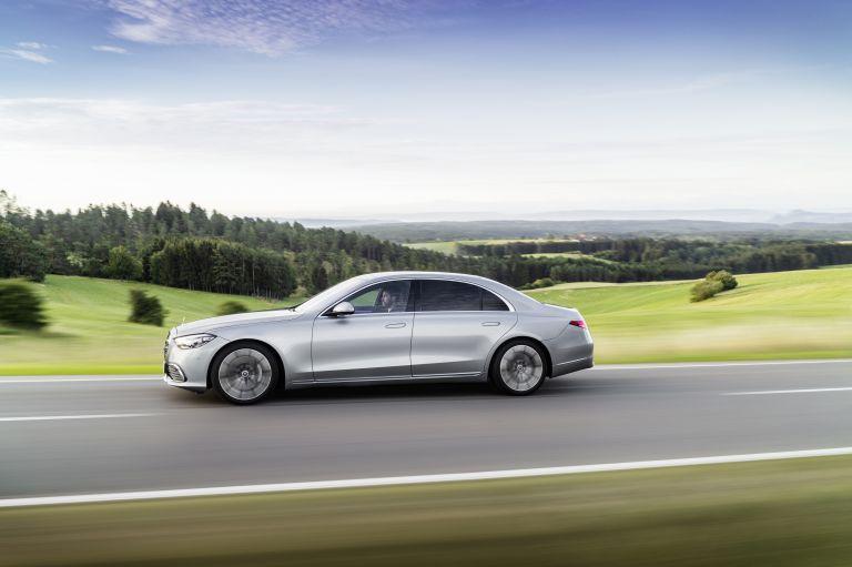 2021 Mercedes-Benz S-Class ( V223 ) 595836