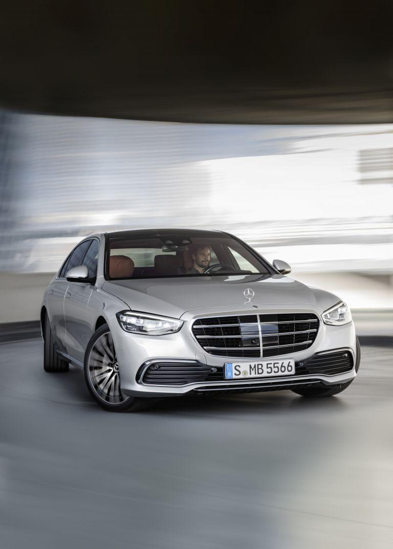 2021 Mercedes-Benz S-Class ( V223 ) 595855