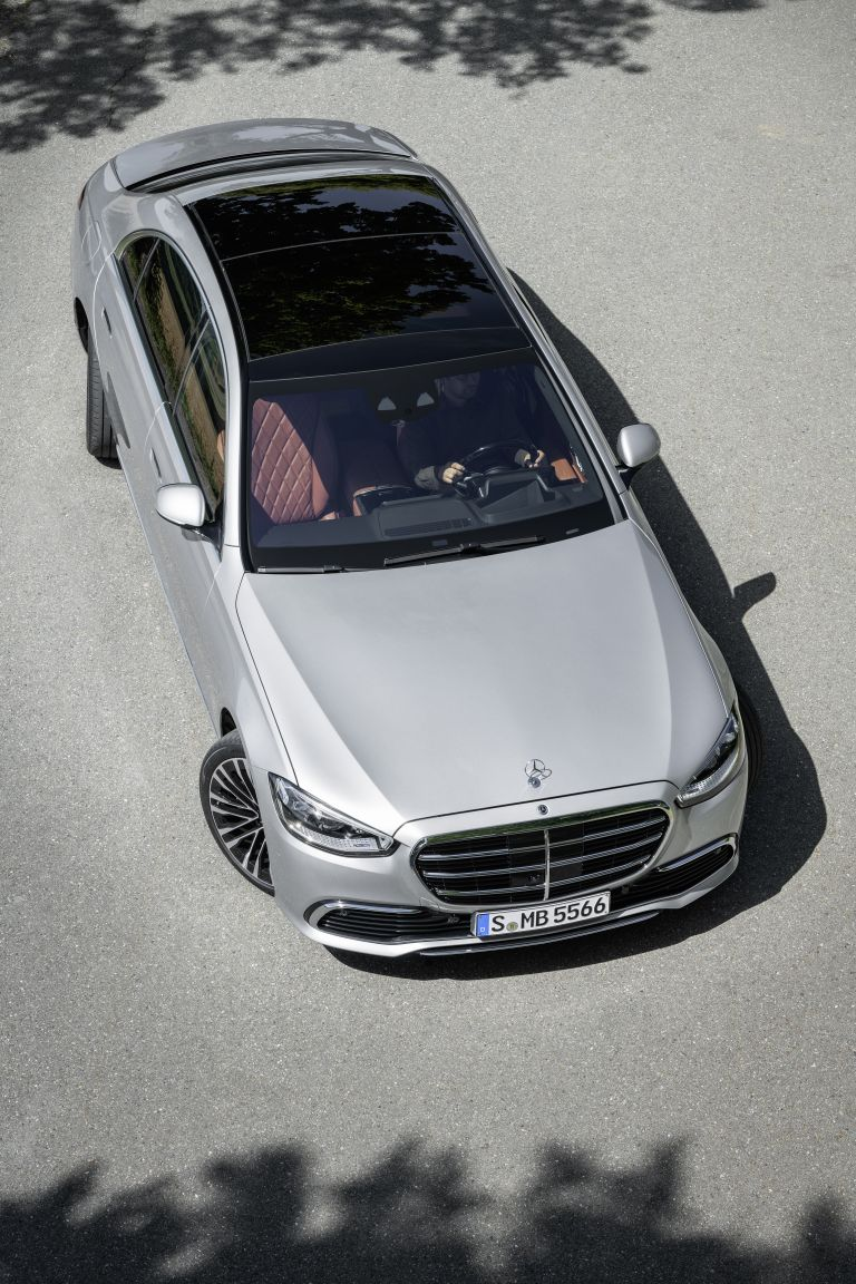 2021 Mercedes-Benz S-Class ( V223 ) 595866