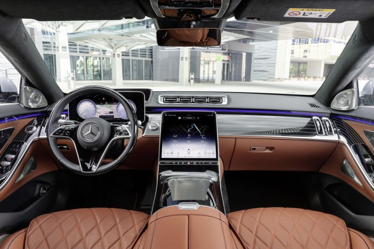 2021 Mercedes-Benz S-Class ( V223 ) 595886