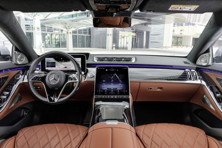 2021 Mercedes-Benz S-Class ( V223 ) 595889