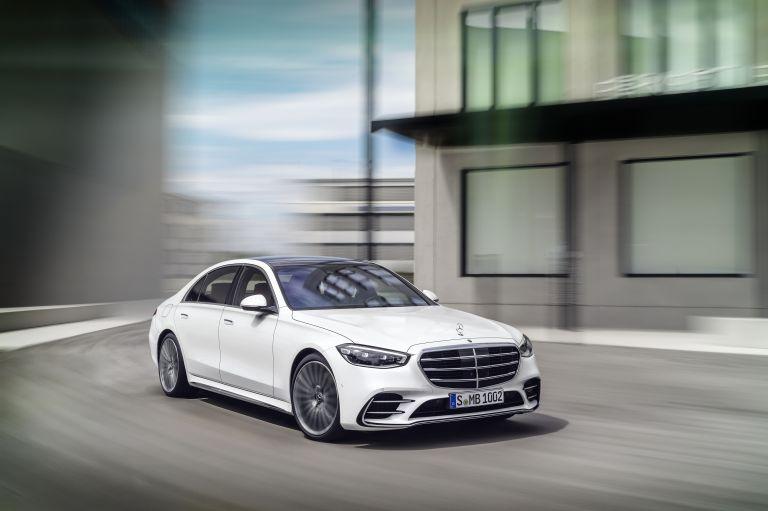 2021 Mercedes-Benz S-Class ( V223 ) 595917